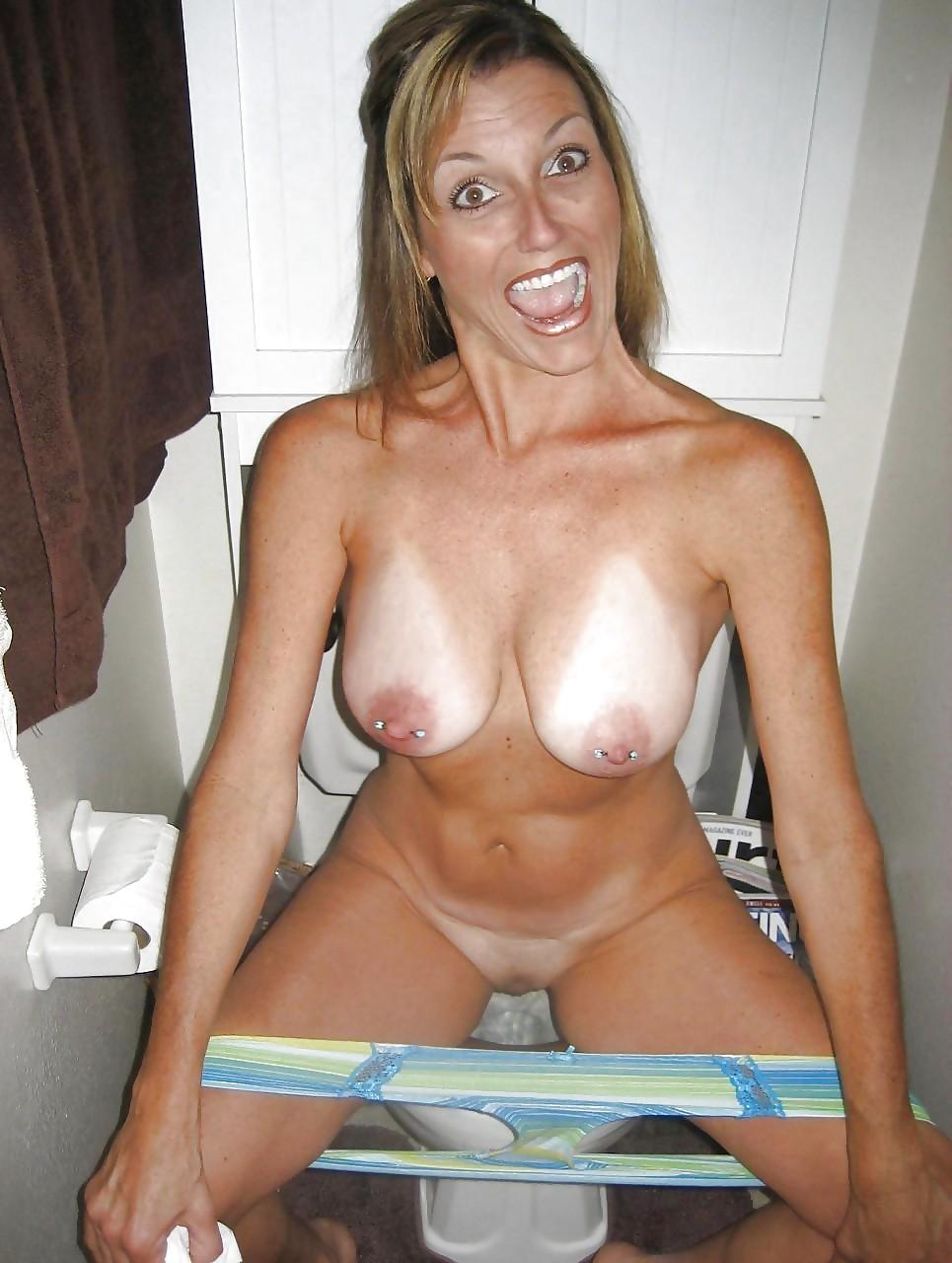 Shy Milf Nude