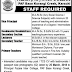 Fazaia (PAF) Inter College Karachi Jobs