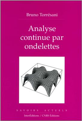 Télécharger Livre Gratuit Analyse continue par ondelettes pdf