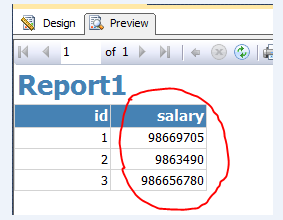 Format value field using expression in SQL Server SSRS Report |  Net