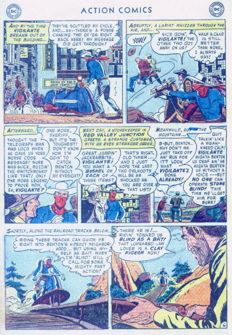 Read online Action Comics (1938) comic -  Issue #176 - 39