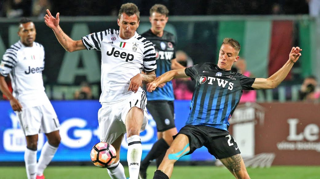Atalanta JUVENTUS Diretta Streaming Gratis: info YouTube Facebook con Cellulare Tablet PC