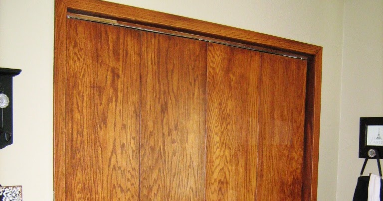 Kindred Style Kandy S First Closet Door Makeover