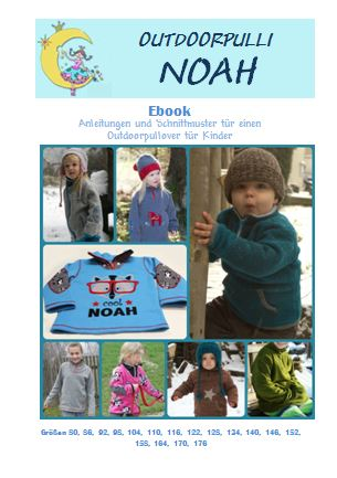 Ebook Outdoorpulli Noah