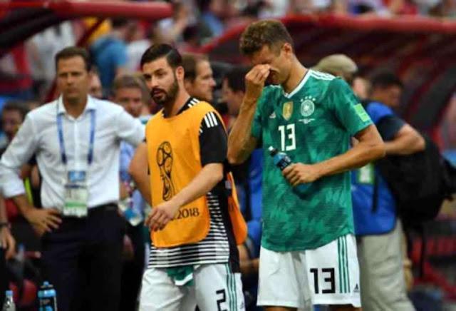 Fake News antigo diz que Alemanha vendeu jogo da copa da Rússia