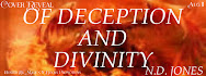 Of Deception and Divinity Cover Reveal