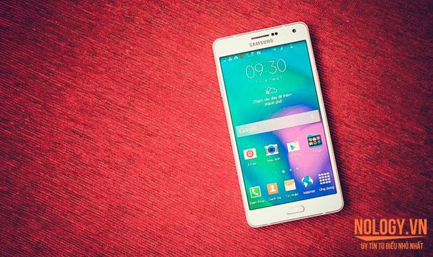 Samsung Galaxy A7 cũ 2 sim giá bao nhiêu?
