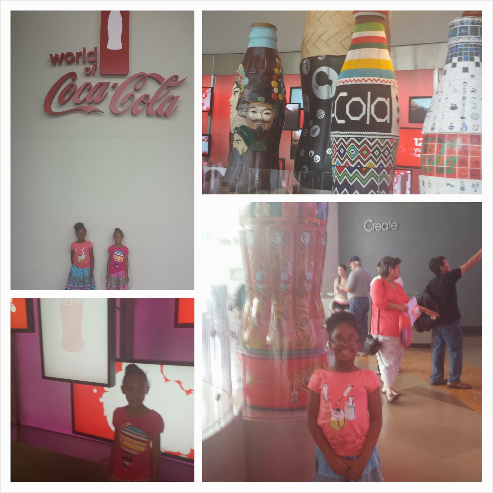 World of Coca Cola Summer Kick Off Event Recap via ProductReviewMom.com