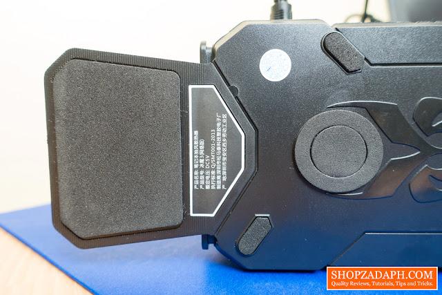 vacuum cooler laptop - plastic mount