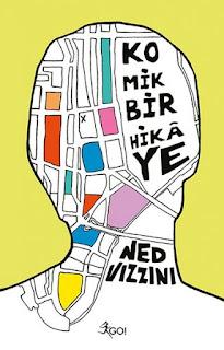 Komik Bir Hikaye, Ned Vizzini, 9789759999278, It's Kind of a Funny Story, Ebru Sürmeli, Go Kitap, Roman, Edebiyat, Kitap Yorumları,