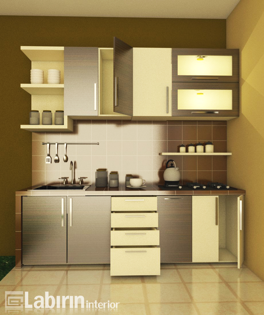 Kitchen Set Malang Minimalis Murah Kitchen Set Murah Yang Menawan
