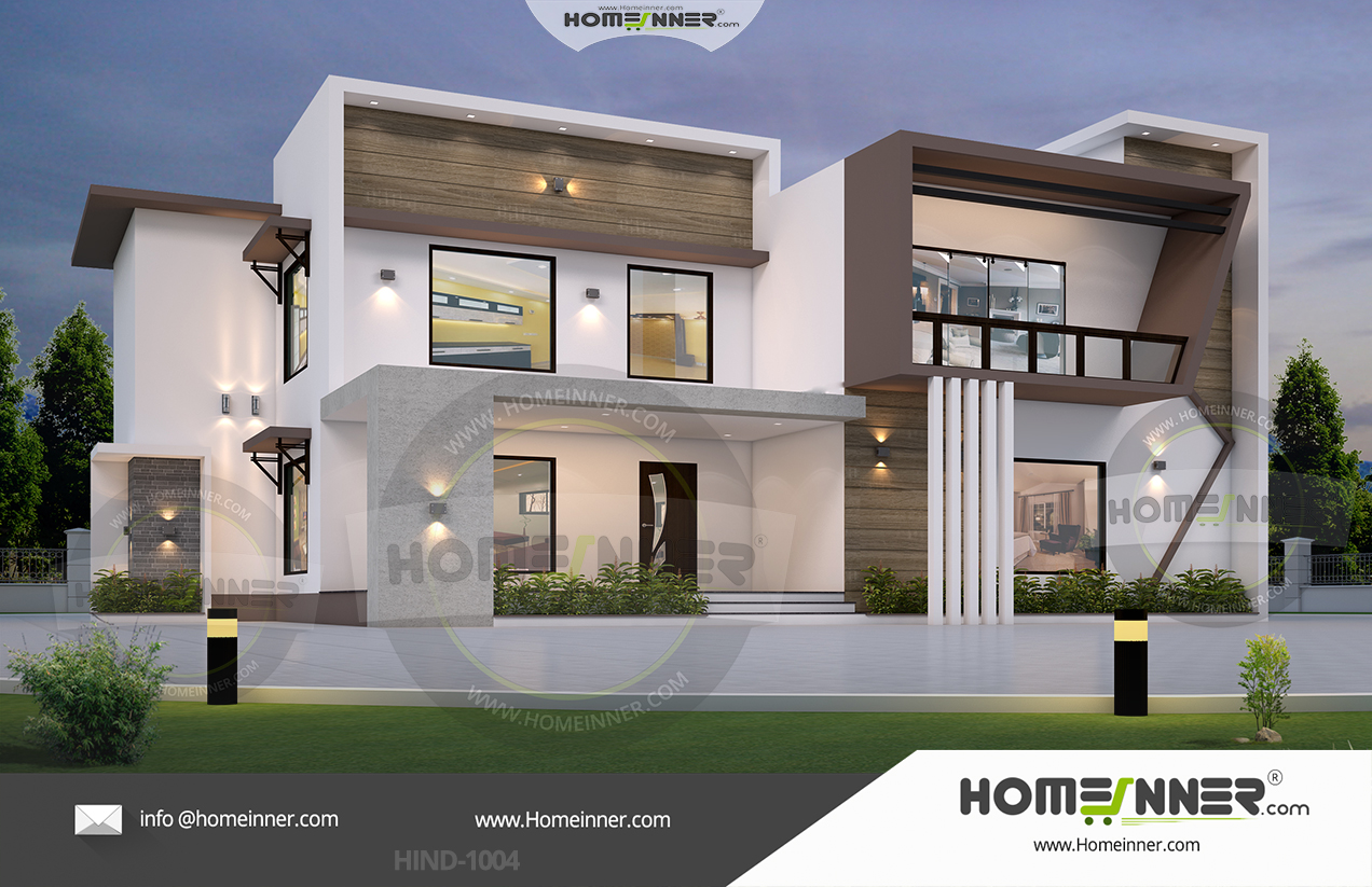 Luxury 42 Lakh 6 Bedroom 6 Bath Thrissur villa residence