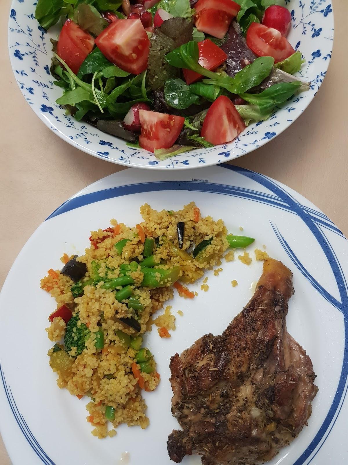 Cous cous con quinoa y verduras maheso recetas de cocina for Cocina quinoa con verduras