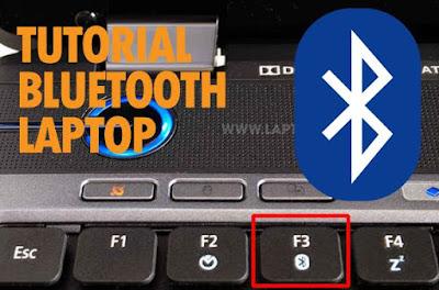 Cara Memperbaiki Bluetooth Laptop Tidak Bisa mengirim dan menerima file