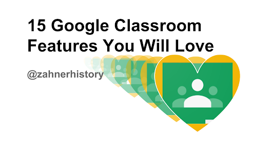 Innovative Features Of Google Classroom ~ Google for education
