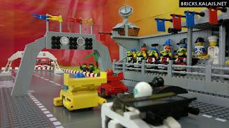 [Film] LEGO Porsche wyścig