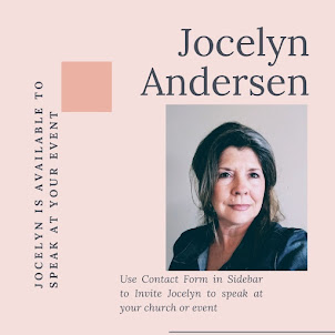 Invite Jocelyn to Speak at Your Event