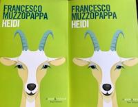 Logo Fazi Editore: vinci gratis le copie del romanzo ''Heidi'' di Francesco Muzzopappa