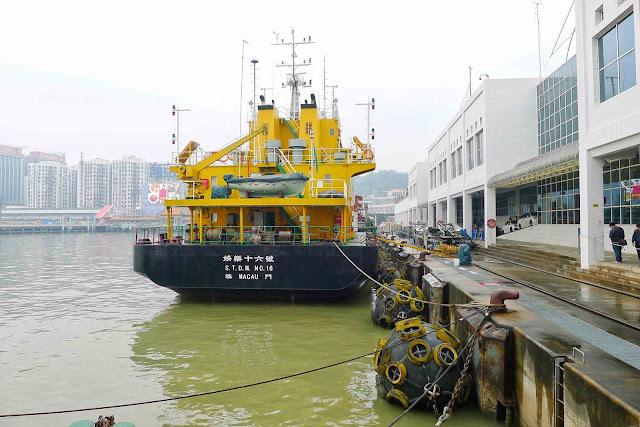 Macau Maritime Ferry Terminal