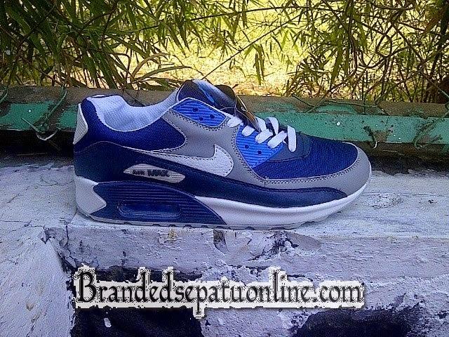 Nike Air Max 90 Cowok   Toko Online Fashion Murah Lifestyle Pria Dan ... a25d05f760