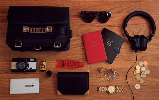 Objetos de mão para Miami