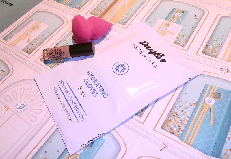 szminka isadora gąbka jajko douglas