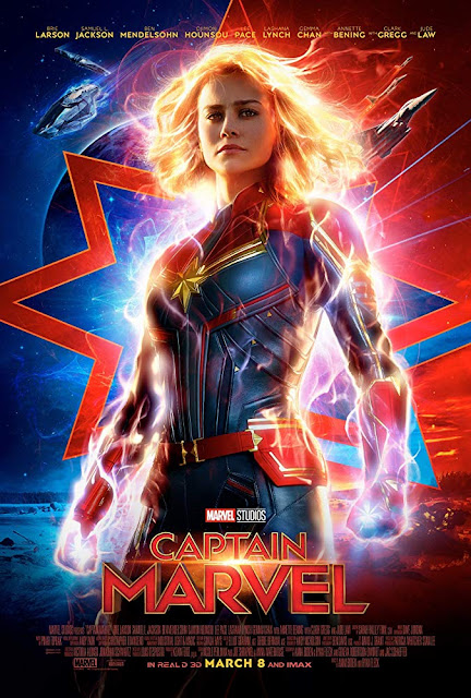 Download Film Baru Captain Marvel (2019) Hindi (Cleaned) Dual Audio (1080p)