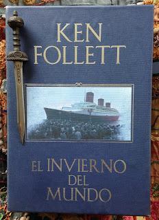 Portada del libro El invierno del mundo, de Ken Follet