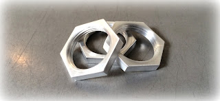 special custom machined coupling nut for aerospace made using aluminum material - engineered source is a supplier and distributor of special & custom coupling hex nuts in aluminum, stainless steel, etc - serving Santa Ana, Orange County, Inland Empire, San Diego, California, USA, Mexico