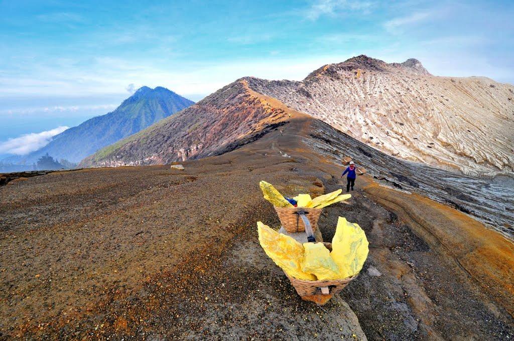 Wisata Kawah Ijen Jawa Timur
