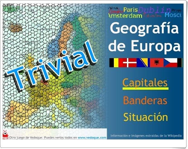 """""""Trivial España"""" de Vedoque"""
