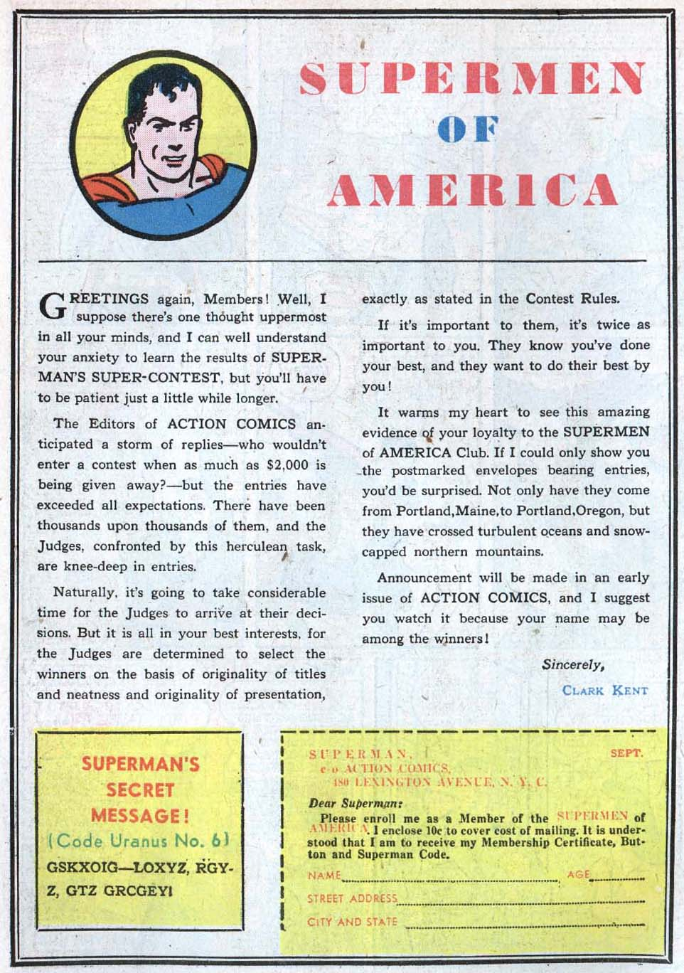 Read online Action Comics (1938) comic -  Issue #40 - 16
