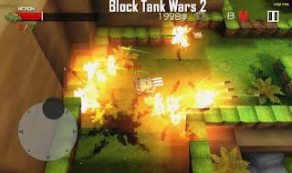 Block Tank Wars 2 Mod Premium Versi 2.3 b19 Apk Terbaru Money + Skills