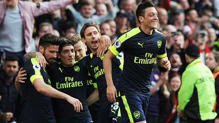 Assistir Stoke City x Arsenal ao vivo grátis em HD 19/08/2017