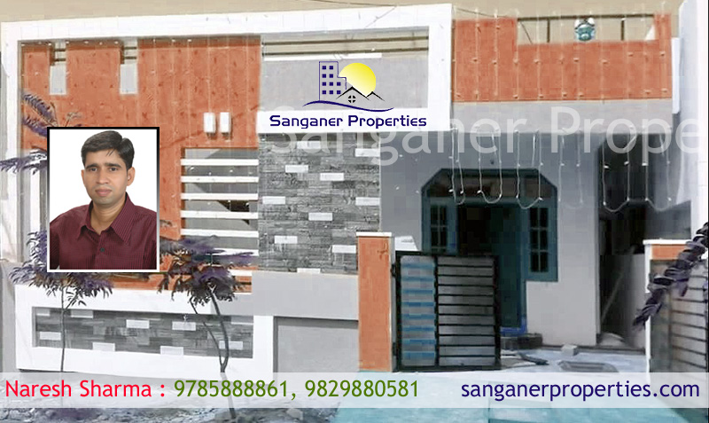 Residential House For Sale At Chordia Petrol Pump in Sanganer