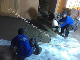 jasa perkuatan lantai beton