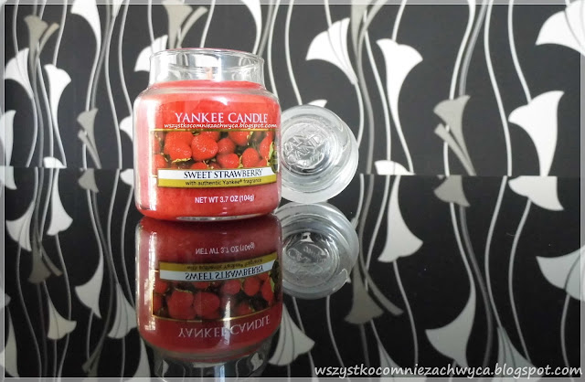 Yankee Candle, Sweet Strawberry