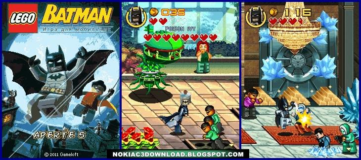 pacote de jogos para celular nokia c3