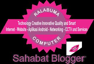 Blogger Ralabuma