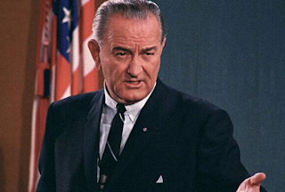 Trump Is A Lot Like LBJ Whom Liberal Still Admire