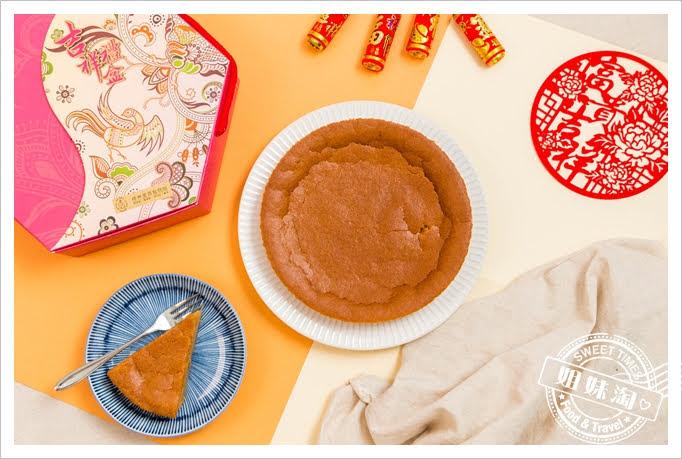 顛覆你的觀念!即切即食超方便的獨家歐式烤年糕!-綠州堡烘焙