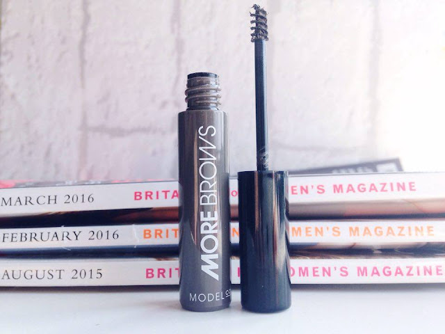 Model Co More Brows Dark/Medium Review