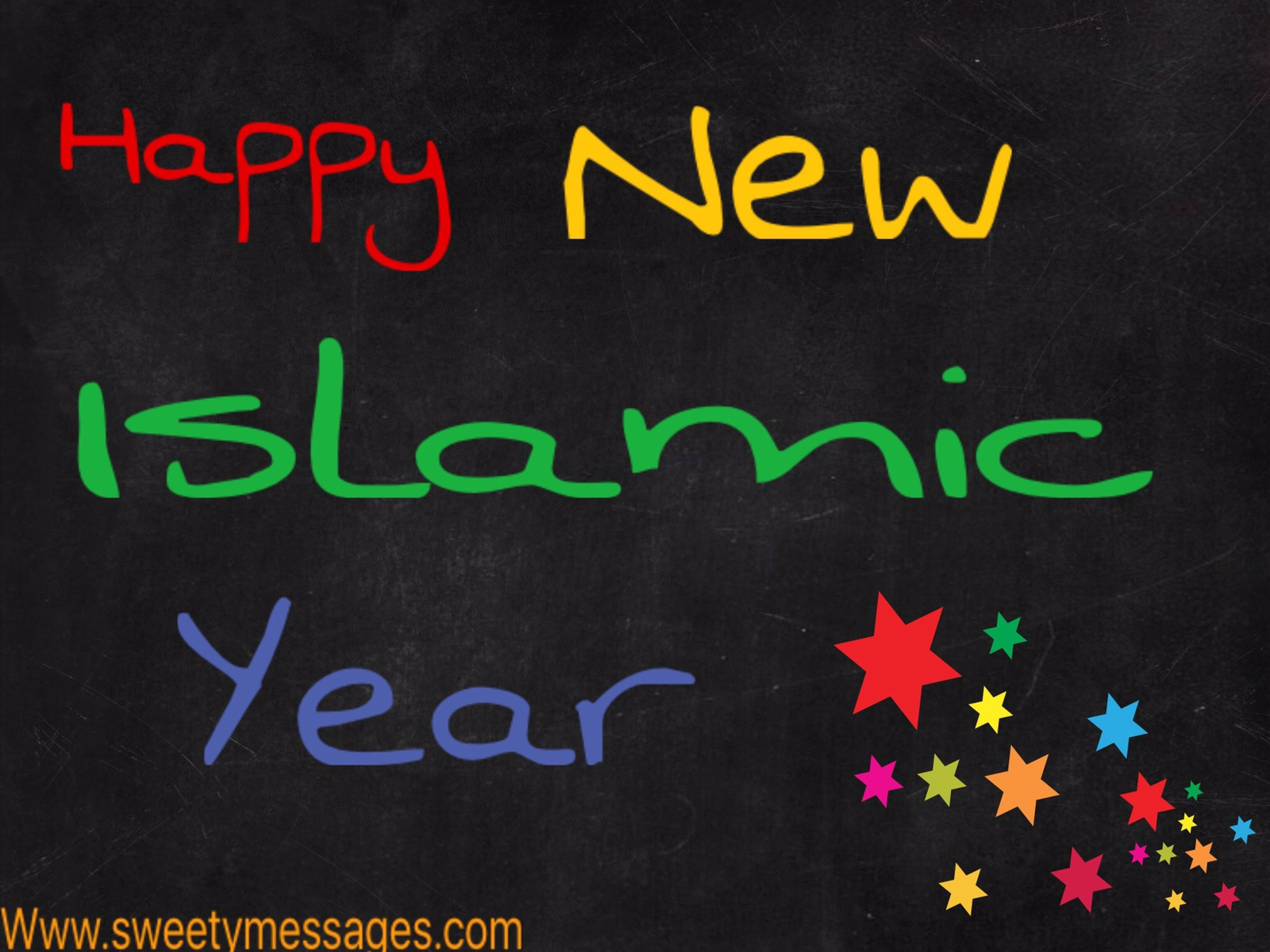 Happy New Islamic Year 1439 Hijri Sms Muharram Messages Beautiful