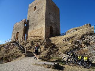 Torre del homenaje. Castillo de Calatañazor