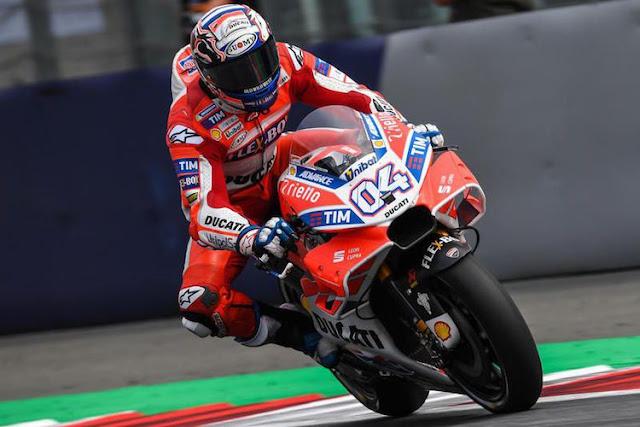 Mantan Pebalap MotoGP Sebut Dovizioso Kini Jauh Lebih Pede