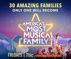 Watch America's Most Musical Family on Nickelodeon!