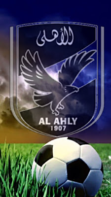 اجمل خلفيات شاشة نادي الأهلي المصري Al Ahly SC للجوال/للموبايل .