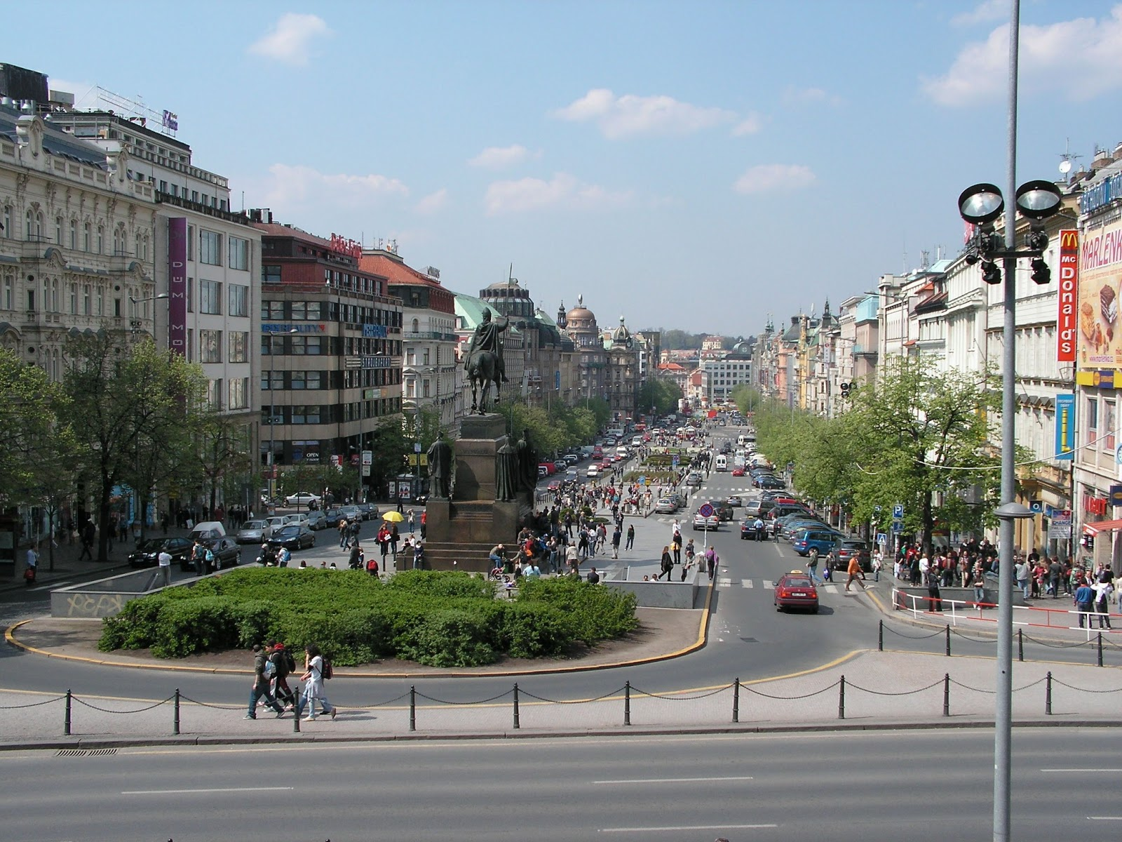 Praga nov m sto - Oficina de turismo praga ...