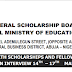 2018/2019 Commonwealth Scholarships & Fellowship Nomination Interview Schedule