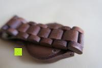 Armband: Holz Armbanduhr 360° Nut
